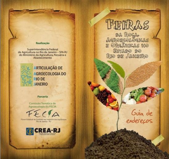 Feiras agroecológicas no RJ