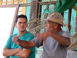 Agricultores contam suas histórias de convivência com a floresta