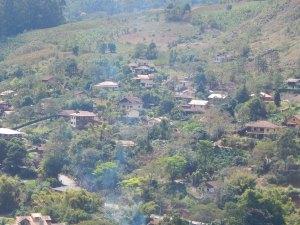 Vista das Residências - São Pedro